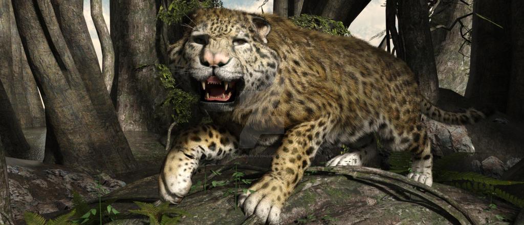 South American Jaguar By TeddyBlackBear2040 ...