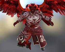 Red Oni Fiend