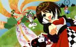 All hail Queen Haruhi