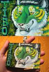 TIBO badge
