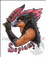 Sepiaa's Secret by KatieHofgard