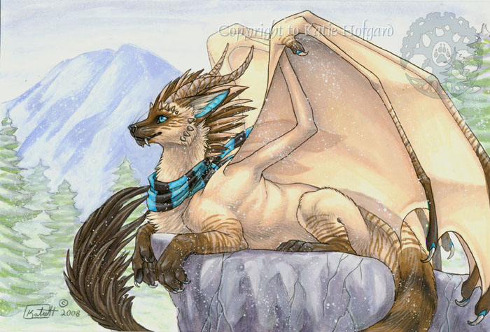 Bestiaire Peaceful_winter_perch_by_shadow_wolf