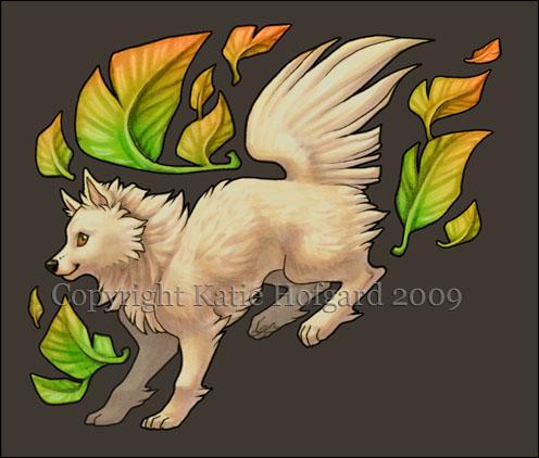 Eskie Jump by Shadow-Wolf