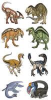 Dinosaur Set - 1
