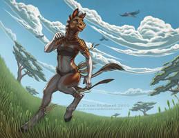 The Last Run by KatieHofgard