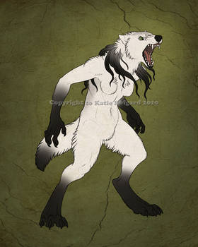 Ghost Wolf Form
