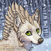Winter Nym Icon by KatieHofgard