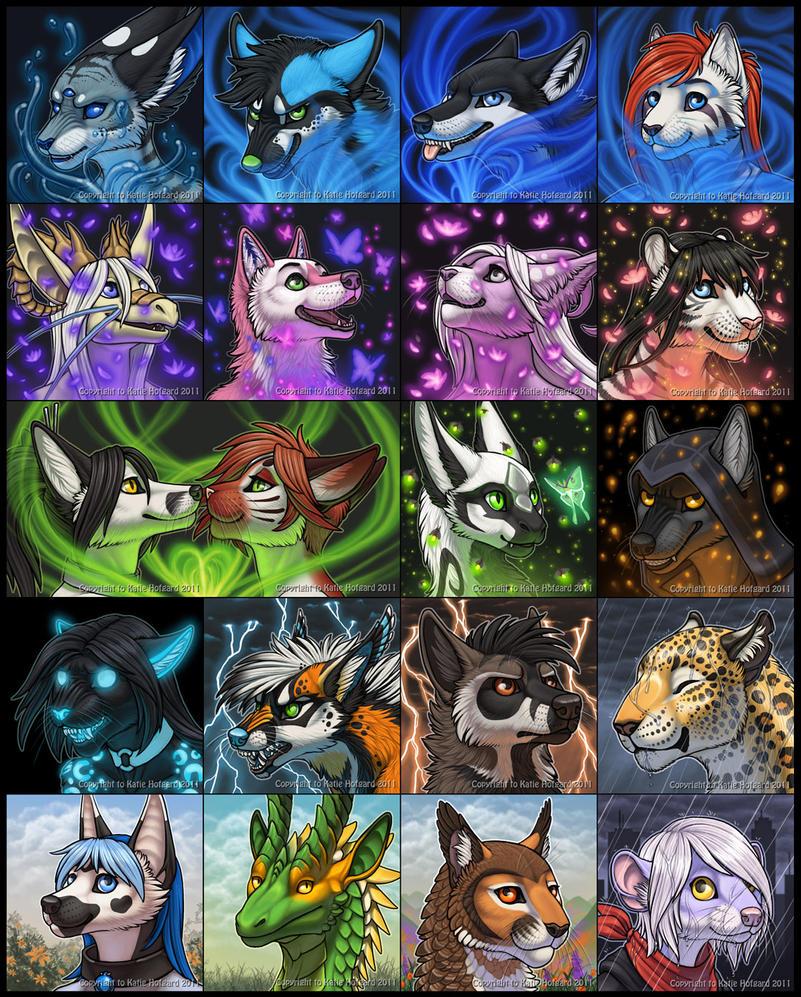 Icon Round 8 By Shadow-Wolf On DeviantArt