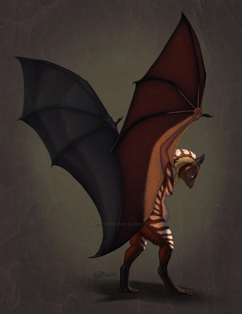 Chiropteran Cutie by Shadow-Wolf