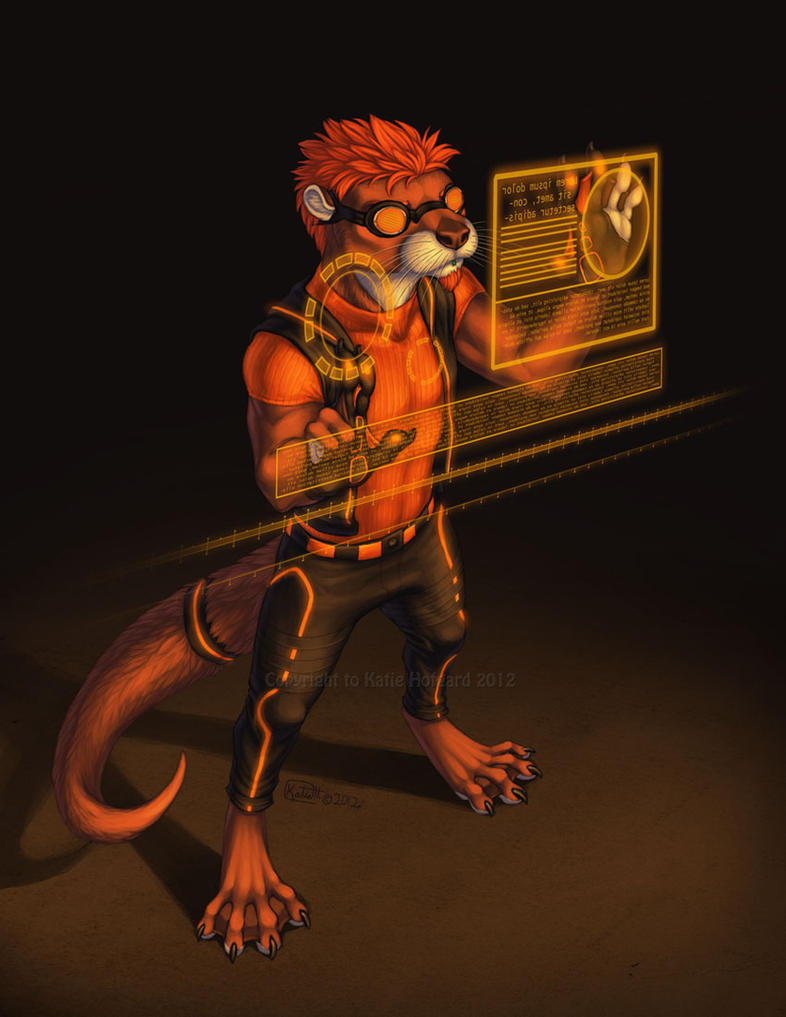Code Orange by KatieHofgard