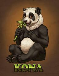 Kona Badge by KatieHofgard