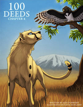 100 Deeds Chapter Four