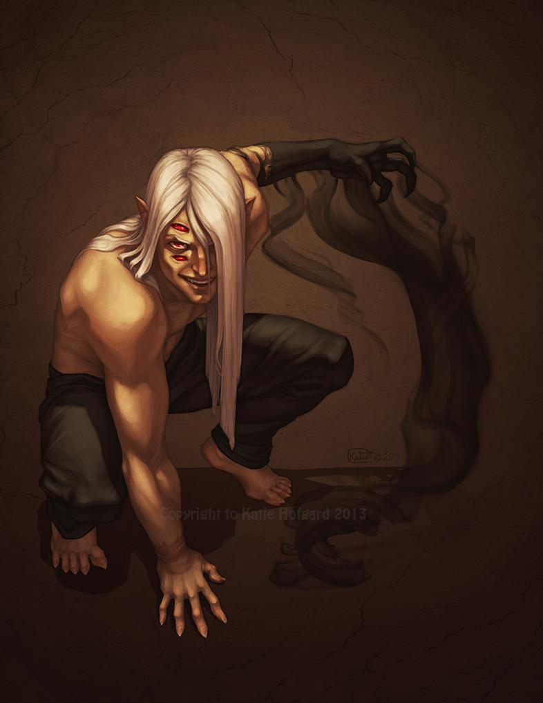 Sinister by KatieHofgard