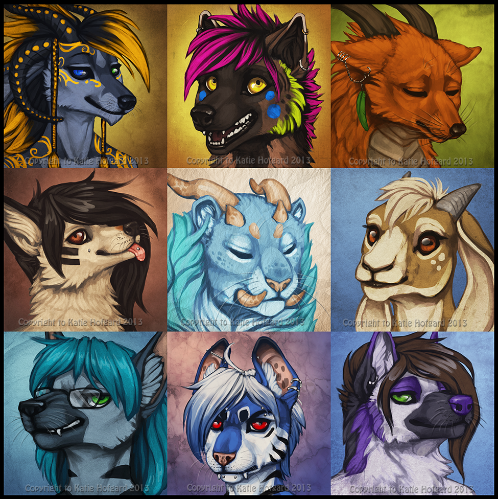 Icons 03 by Shadow-Wolf