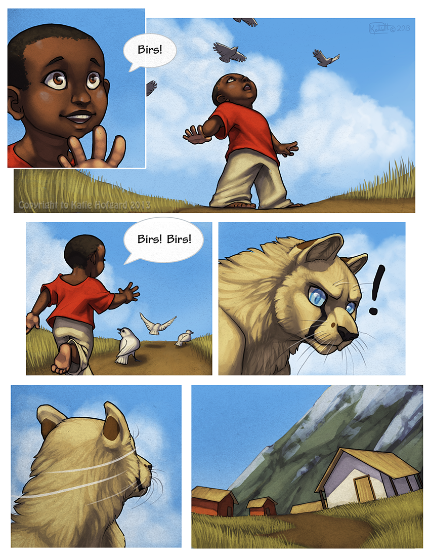 100 Deeds Page 10 by KatieHofgard