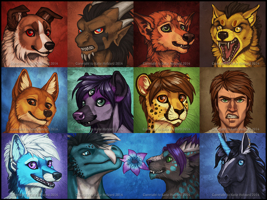 Icons 06 by Shadow-Wolf
