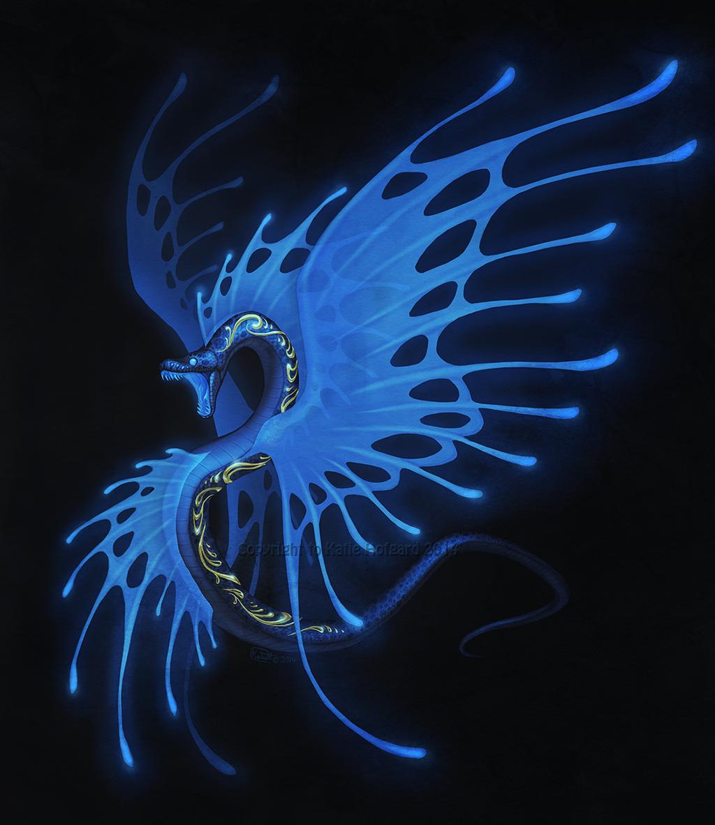 Serpentine Divine by KatieHofgard
