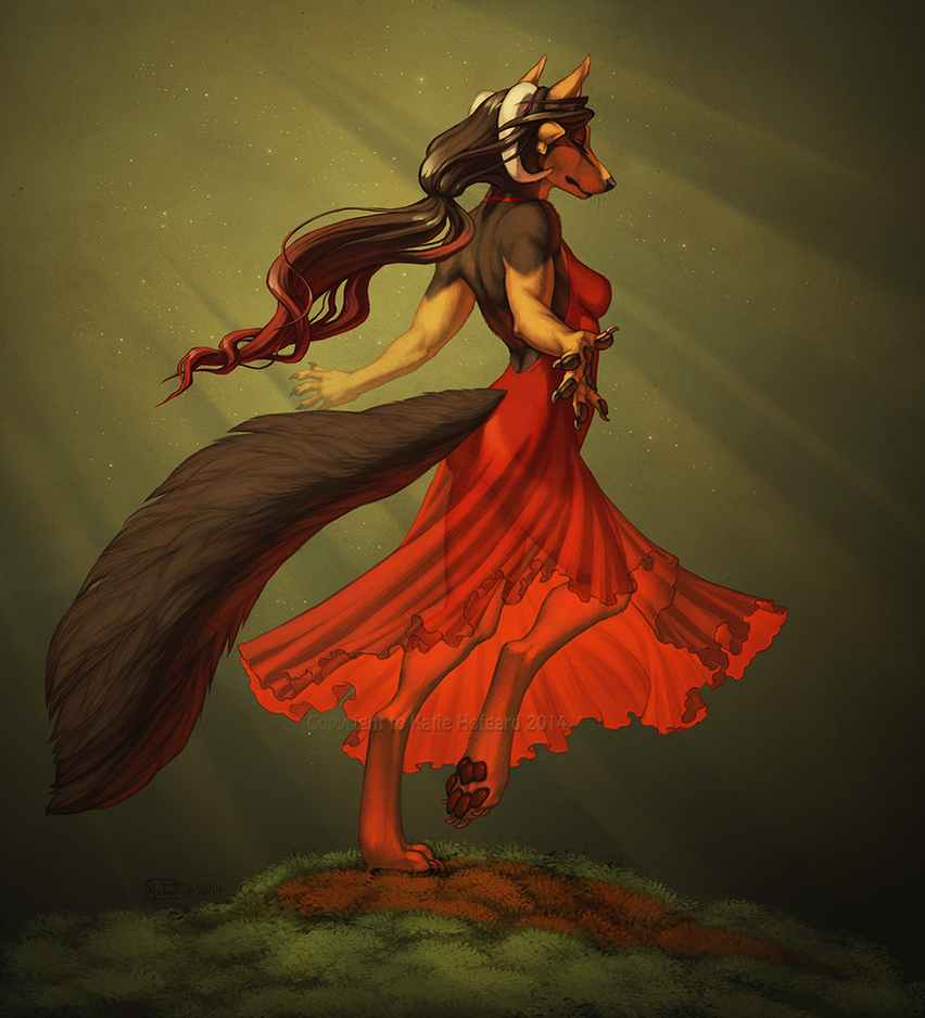 dance of the orange blossom by katiehofgard on deviantart