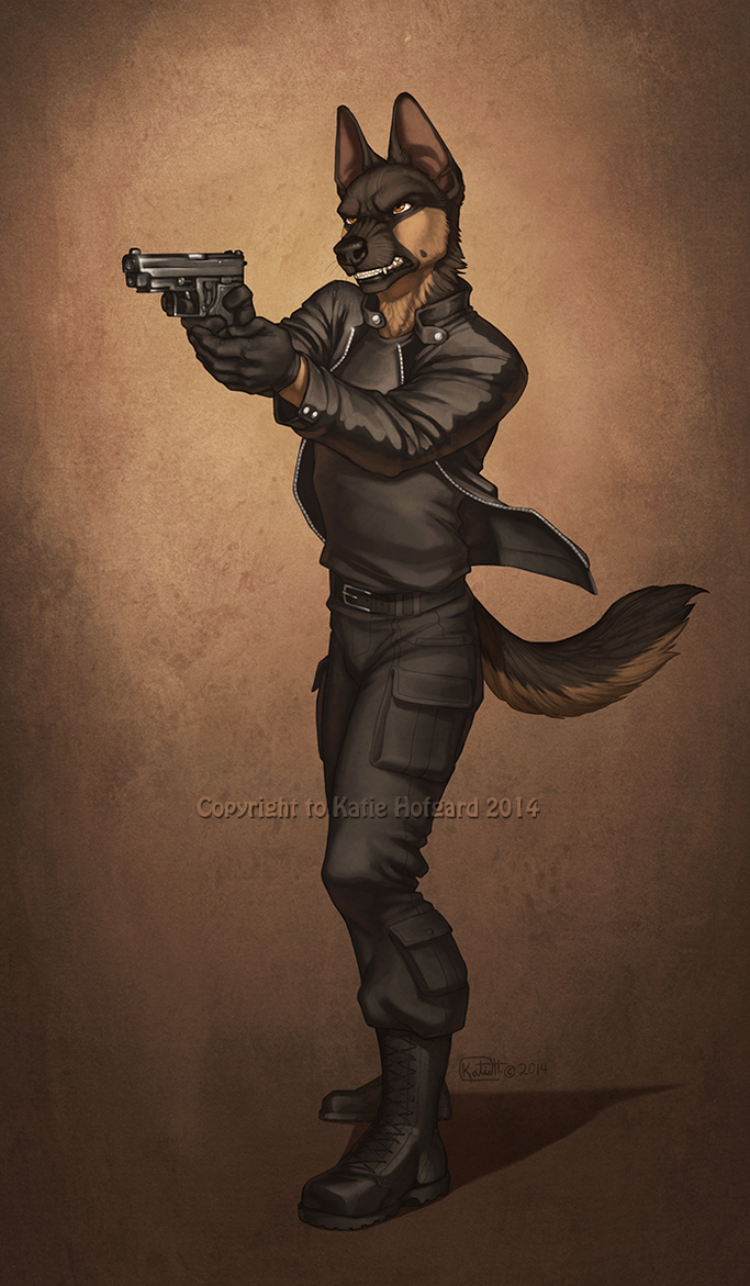 Dogged Pursuit by Shadow-Wolf