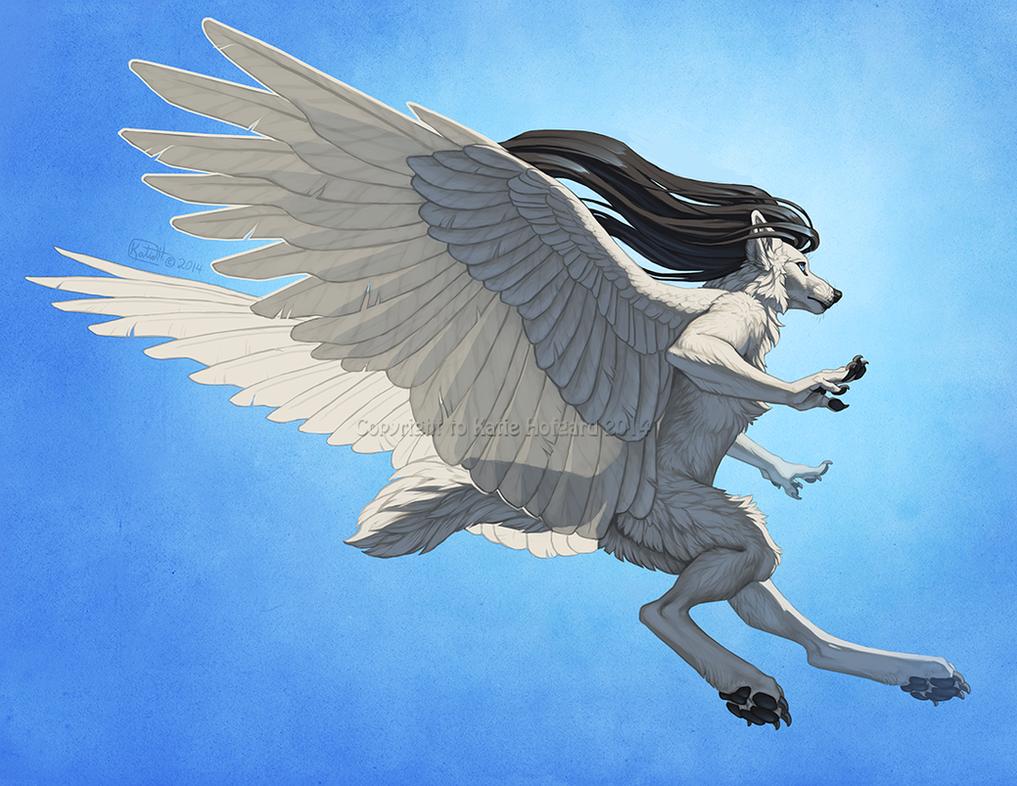 Aloft by Shadow-Wolf