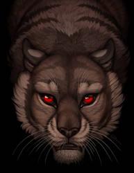 The Predator's Eye by KatieHofgard