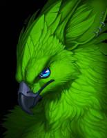 Danger Level: Green by KatieHofgard