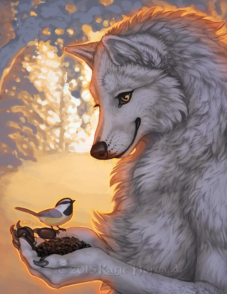Winter's Gift by KatieHofgard
