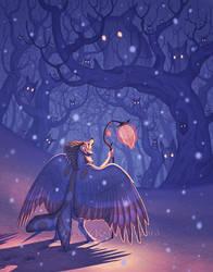 Winter Spirit's Night
