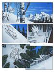 Eskie - Snow Kingdom 01 by KatieHofgard