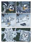 Eskie - Snow Kingdom 02 by KatieHofgard