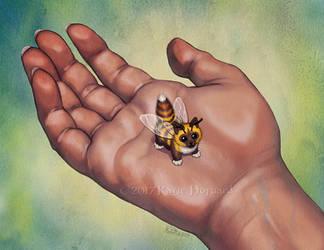 Kitten Bee