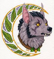 Druid Portrait by KatieHofgard