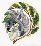 Mystic Portrait by KatieHofgard