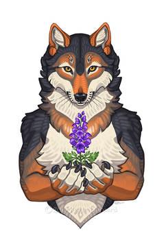 Wolfsbane Sprout Portrait (Commissions OPEN)