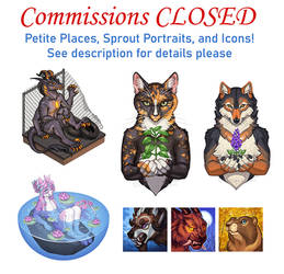 End of October Commissions CLOSED