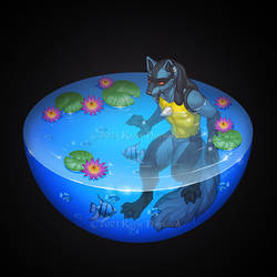 Peaceful Pool Petite Place