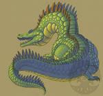 Dracodile -WIP