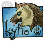 Kytie Badge