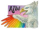 Albi Badge