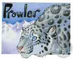 Prowler Badge