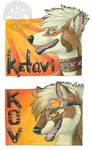 Keovi and Ketavi badges