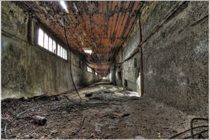 In abandoned Sugar factory by coolmacc