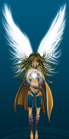 ... WhItE HeArT AnGeL... by GACHY-CELTA