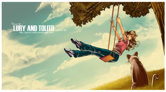 ...LURY AND TOLITO...