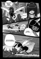 wHen the angels deserve to die by GACHY-CELTA