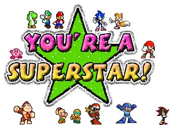 release date bbc67 9e78b KingAsylus91, You re a SUPERSTAR! by AlexandertheHedgeho8 ...