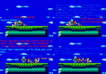 Sonic the Hedgehog the Movie Comic by AlexandertheHedgeho8 on DeviantArt