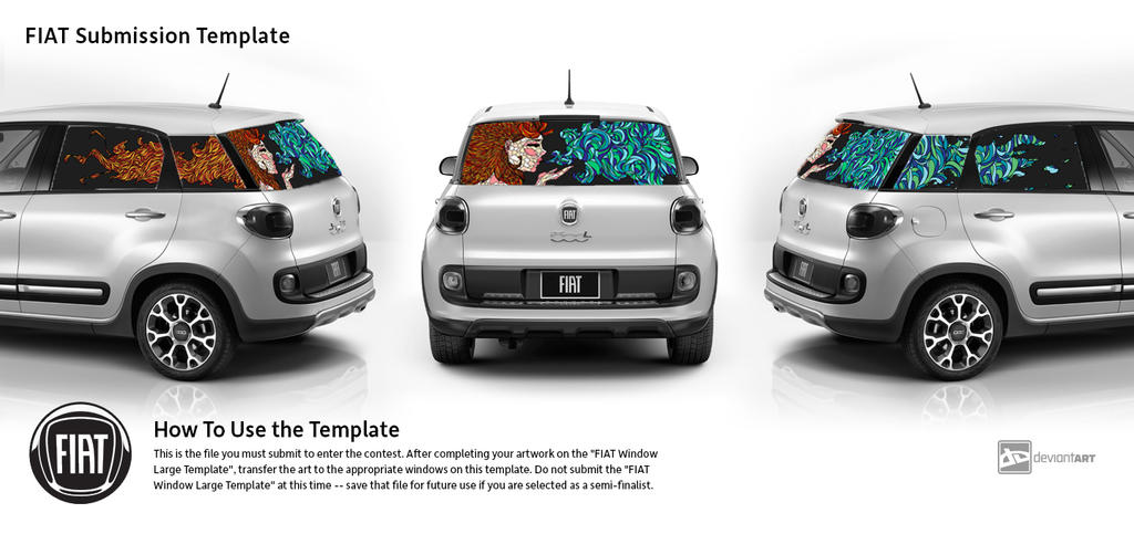 More FIAT More Imagination Contest Submission by Nekromantes