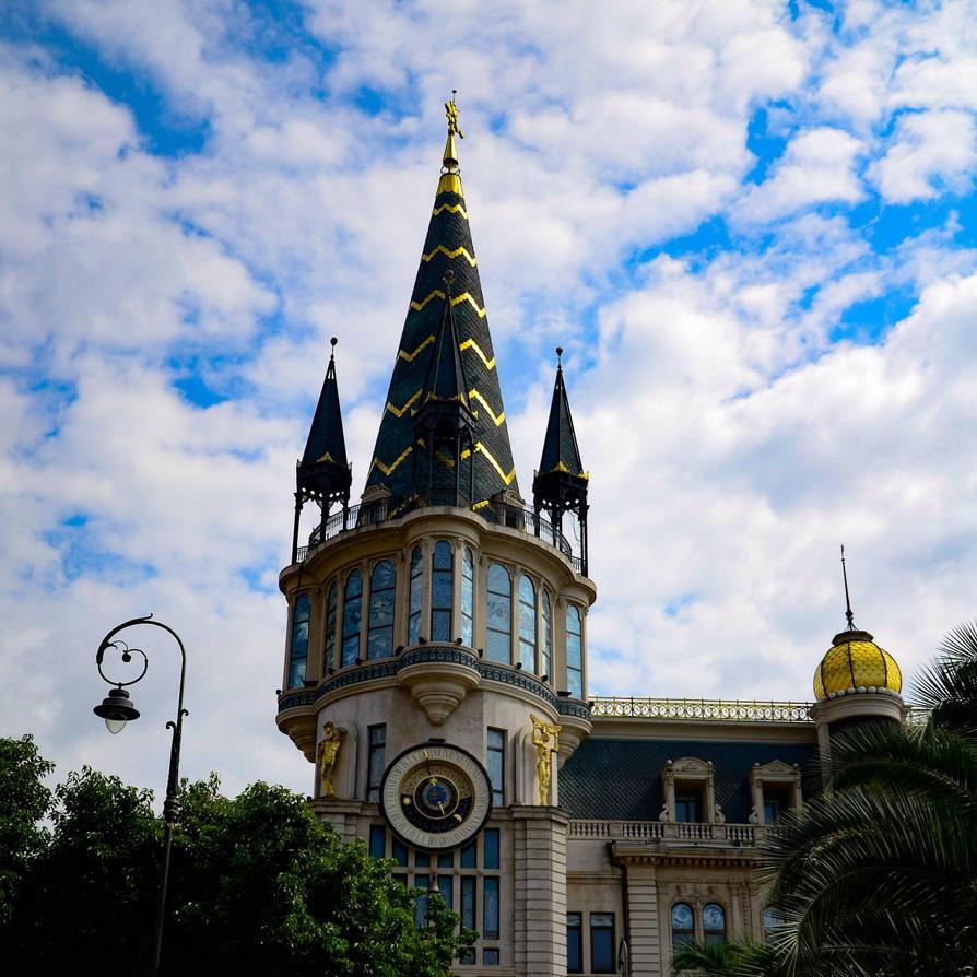 Astronomical Clock Batumi by Canergnydn
