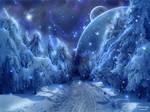 Sky in Snow
